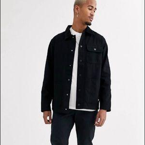 Vans Drill Chore Coat Jacket black